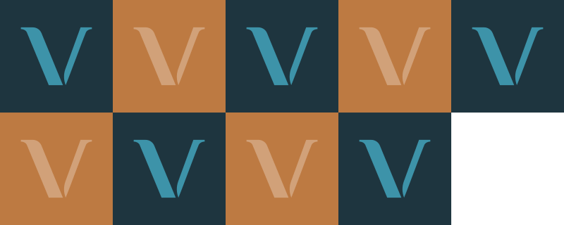 Vista Lagoa Mosaico Logos